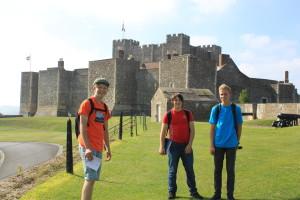 tiande klasse ved Dover Castle